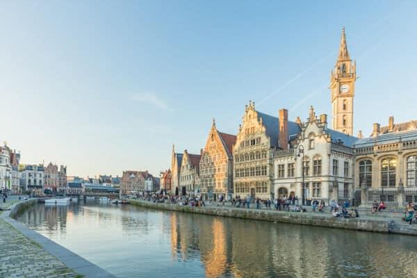 Belgia rozliczenie partnerskie KDF-PODATKI
