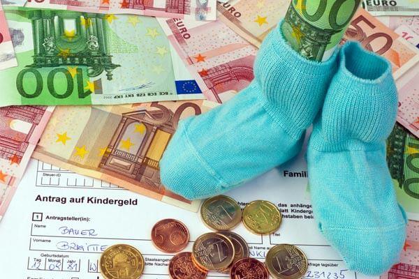 Familienkasse Kindergeld - Zasiłek Rodzinny na Dziecko Niemcy