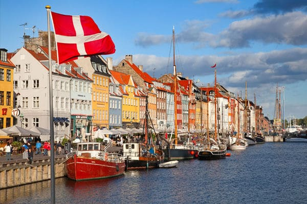 Ulgi, Stawki Podatkowe w Danii - 2014 rok
