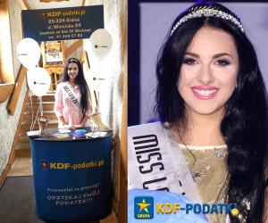 Patron nad Imprezą Miss Lata 2017 Kiece Objąła Grupa KDF Podatki Polska KinderGeld Zwrot Podatku z Zagranicy
