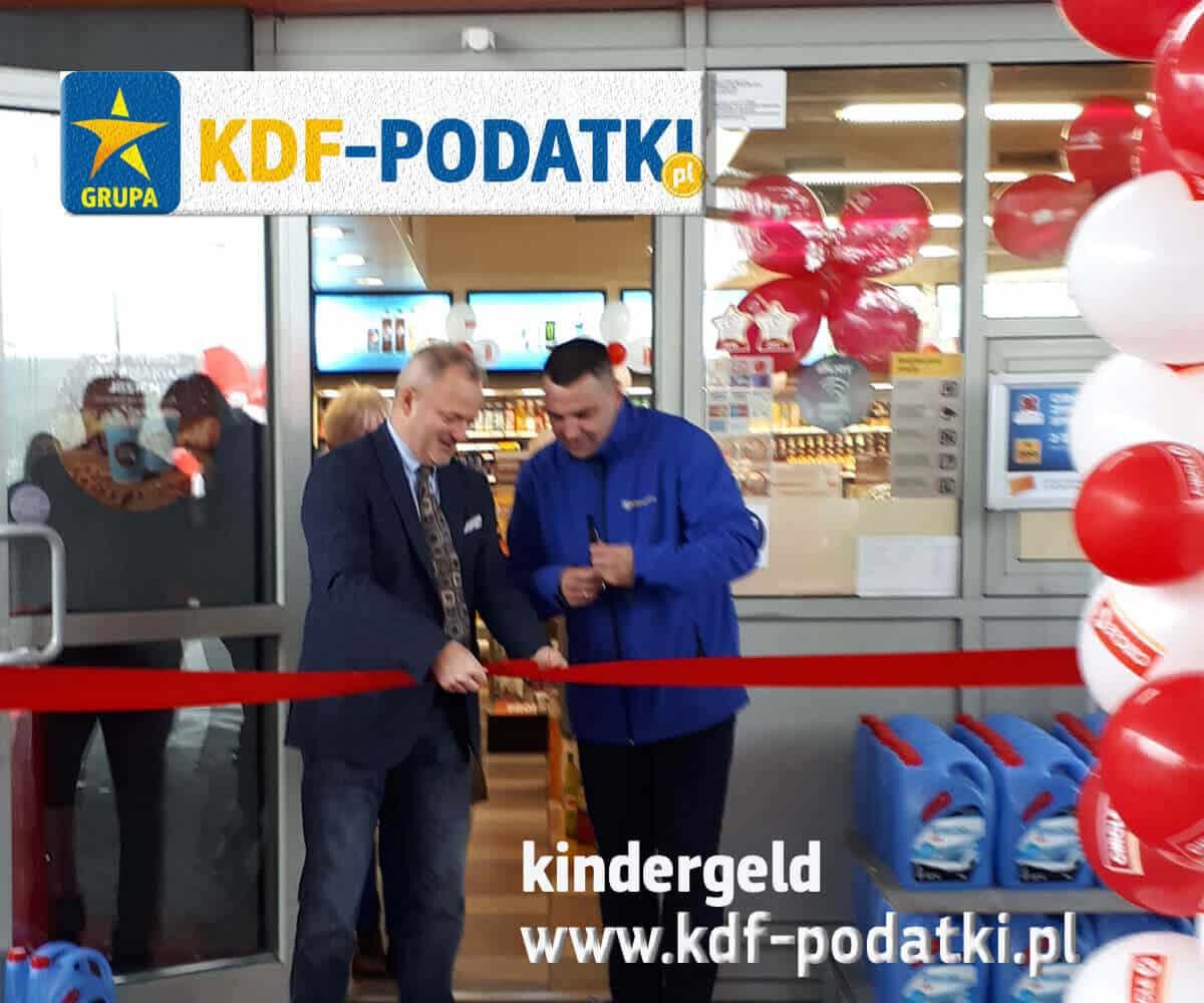 jak sprawdzić status Kindergeld dodatek dyferencyjny w Niemczech ile się czeka na 2018 KDF Podatki Gorzów Wlkp.
