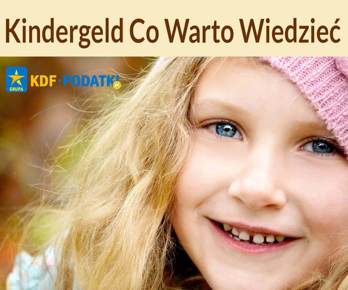 KDF Podatki Gorzów Wlkp. Kindergeld Co Warto Wiedzieć