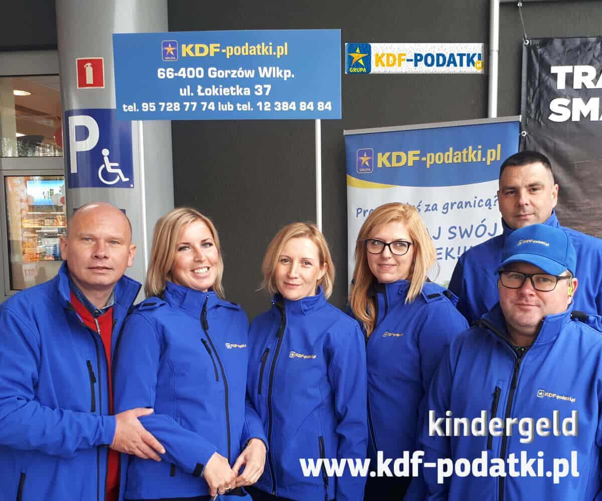 Kindergeld 2017 a 500+ zmiany 2017 a forum wysokość 2018 dokumenty do pobrania Grupa KDF Podatki Gorzów Wlkp Polska