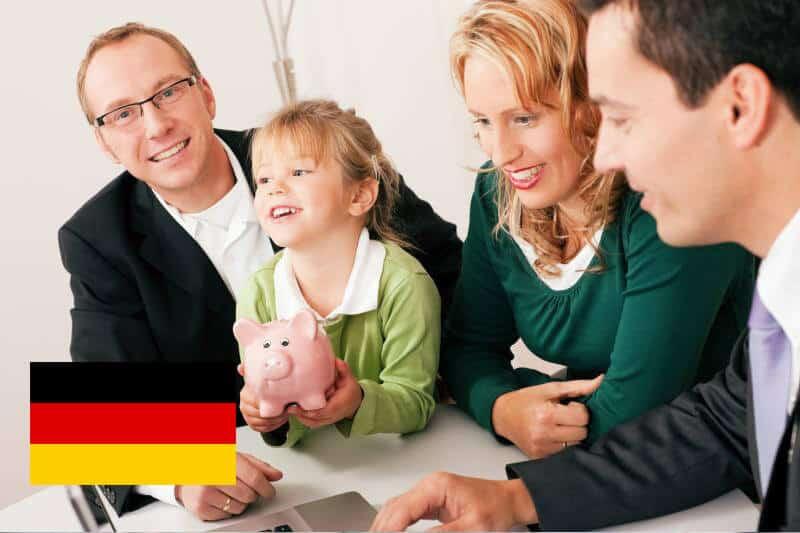 Kindergeld za rok 2012