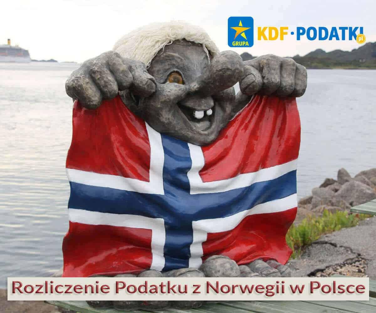 Rozliczenie Podatku z Norwegii w Polsce KDF Podatki Gorzów Wlkp.