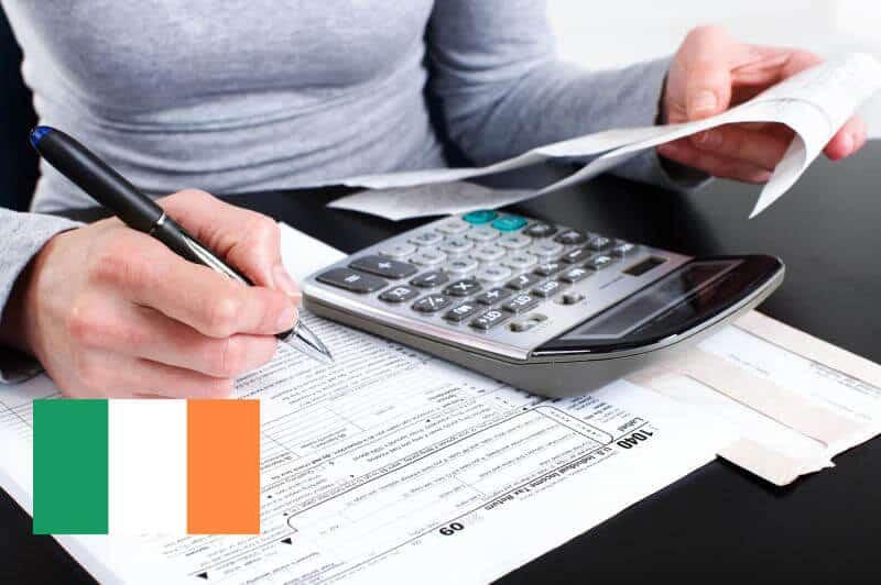 Rozliczenie Podatku w Irlandii za rok 2012