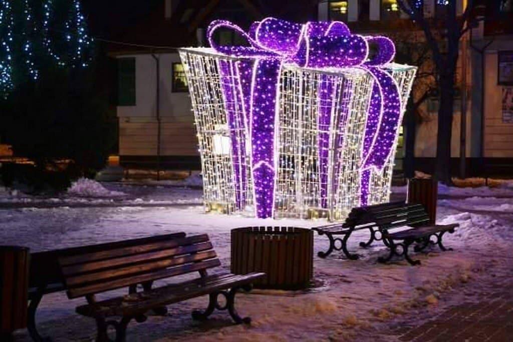 Świąteczna magia w Bielsku Podlaskim