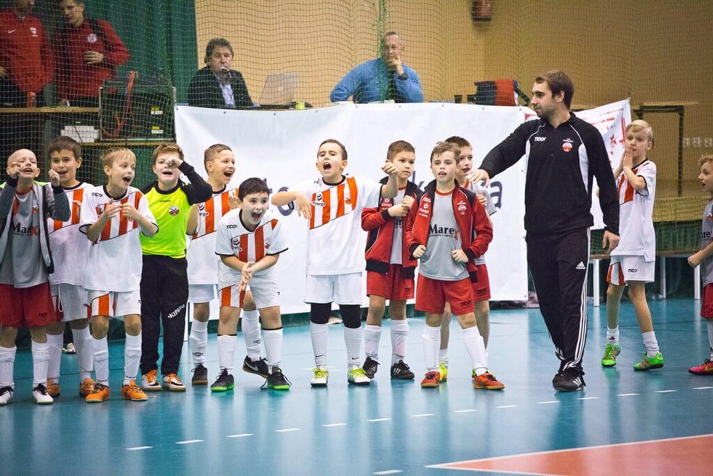 Turniej Piłkarski Chłopców OTS Korona Ostrołęka Zwrot Podatku KDF